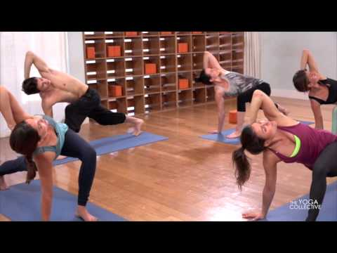 The Yoga Collective - Andrea Jensen - Heart Opening Practice