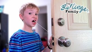 Door Slam Loose Tooth Pull Out FAIL!