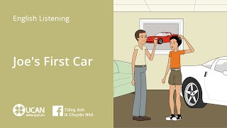 Learn English Via Listening | Beginner: Lesson 10. Joe's First Car