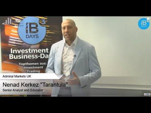 Admiral Markets IB days Frankfurt with Nenad Kerkez Tarantula