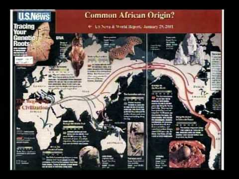 Scientific analysis of DNA proves that life began in Africa