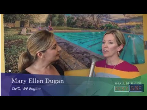Mary Ellen Dugan Community Event Interview SBF 2017