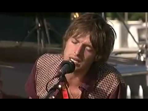 Paolo Nutini Growing Up Beside You T In The Park 2009