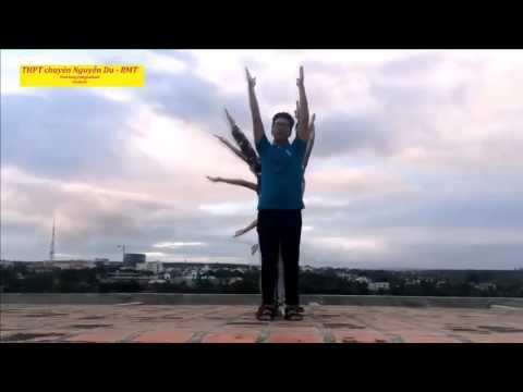 [NABATIDANCE] Trường THPT chuyên Nguyễn Du - TP.Buôn Ma Thuộc - Daklak