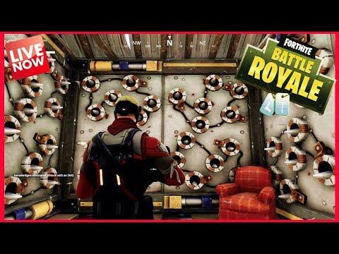 FORTNITE BATTLE ROYALE - 1 MORE SLEEP - 540 wins - (PS4 PRO) Full HD