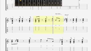 Chapman, Tracy   If Not Now GUITAR TAB