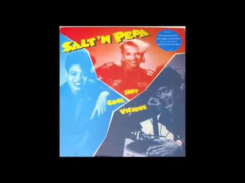 Salt N Pepa Hot,Cool&Viciuos (FULL ALBUM)