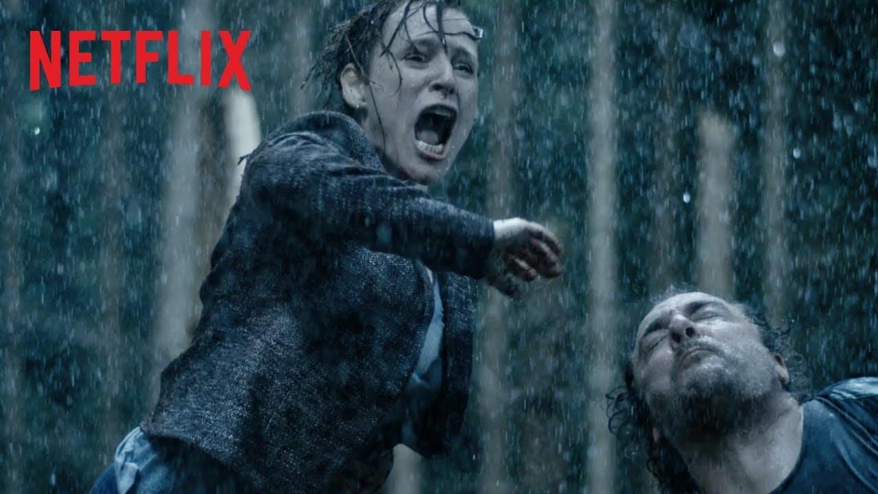 Netflix Rain