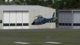 AgustaWestland AW109 (FSX) [Free Download]
