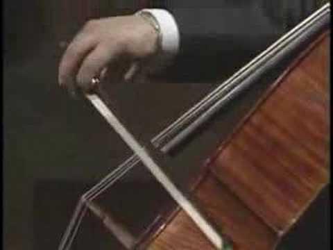 Bach - Cello Suite No.6 iii-Courante