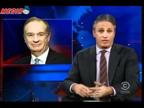 Jon Stewart   Bill O'Reilly over Nazi Rhetoric   Video   Mediaite