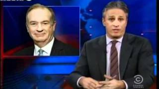 Jon Stewart   Bill O'Reilly over Nazi Rhetoric   Video   Mediaite