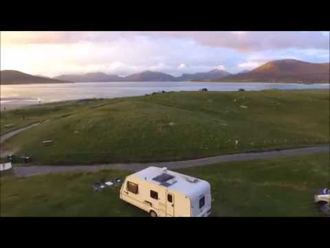 Ooter Hebrides Caravan Escapades August 2016