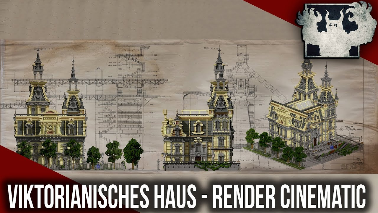 Viktorianisches Haus – Render Cinematic