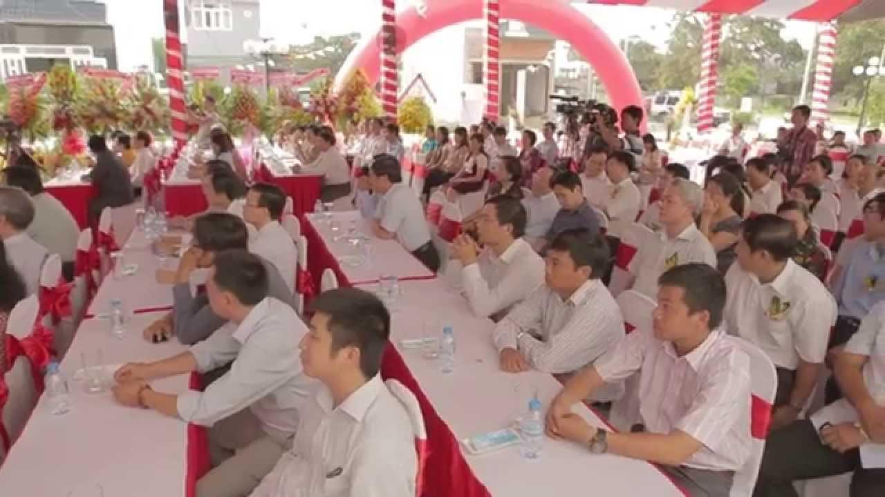 Unicons – Lễ khánh thành Chung cư Nhân Phú (Q.9, TP.HCM)
