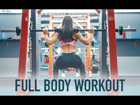 Full Body Gym Workout for Women (JUST ONE PIECE OF EQUIPMENT!!)