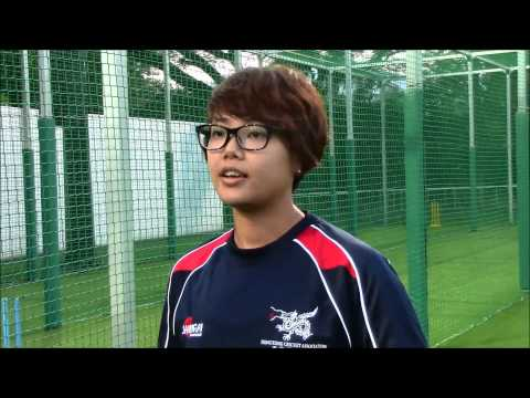 Hong Kong Captain Emma Lai