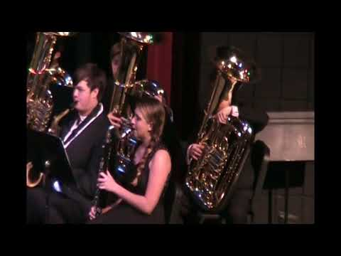 Riverdale High School Band Winter Concert 2017 - A Holiday Swing-along