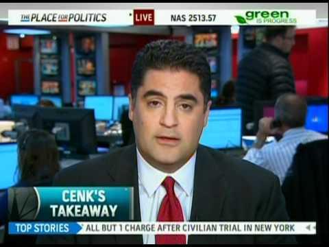 US Justice System, Obama & Gitmo - Cenk on MSNBC