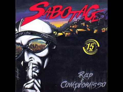 """Sabotage - """"Rap é Compromisso (Instrumental)"""" - Rap é Compromisso - Edição Comemorativa de 15 anos"""
