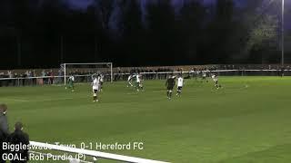 Video Hard Cam Goal: Biggleswade Town 0-1 Hereford FC download MP3, 3GP, MP4, WEBM, AVI, FLV April 2018