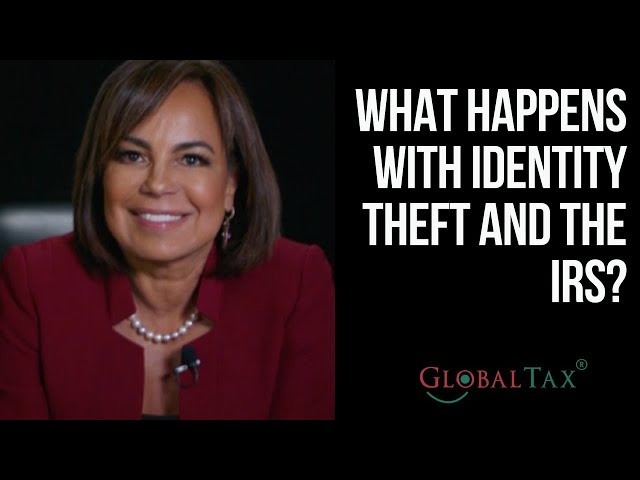 Tax identity Theft and the IRS