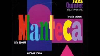 演奏: Manhattan Jazz Quintet 作曲者は不明です.