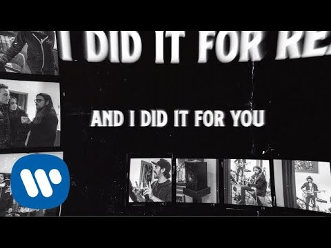 For Real - For Tom (Official Lyric Video)