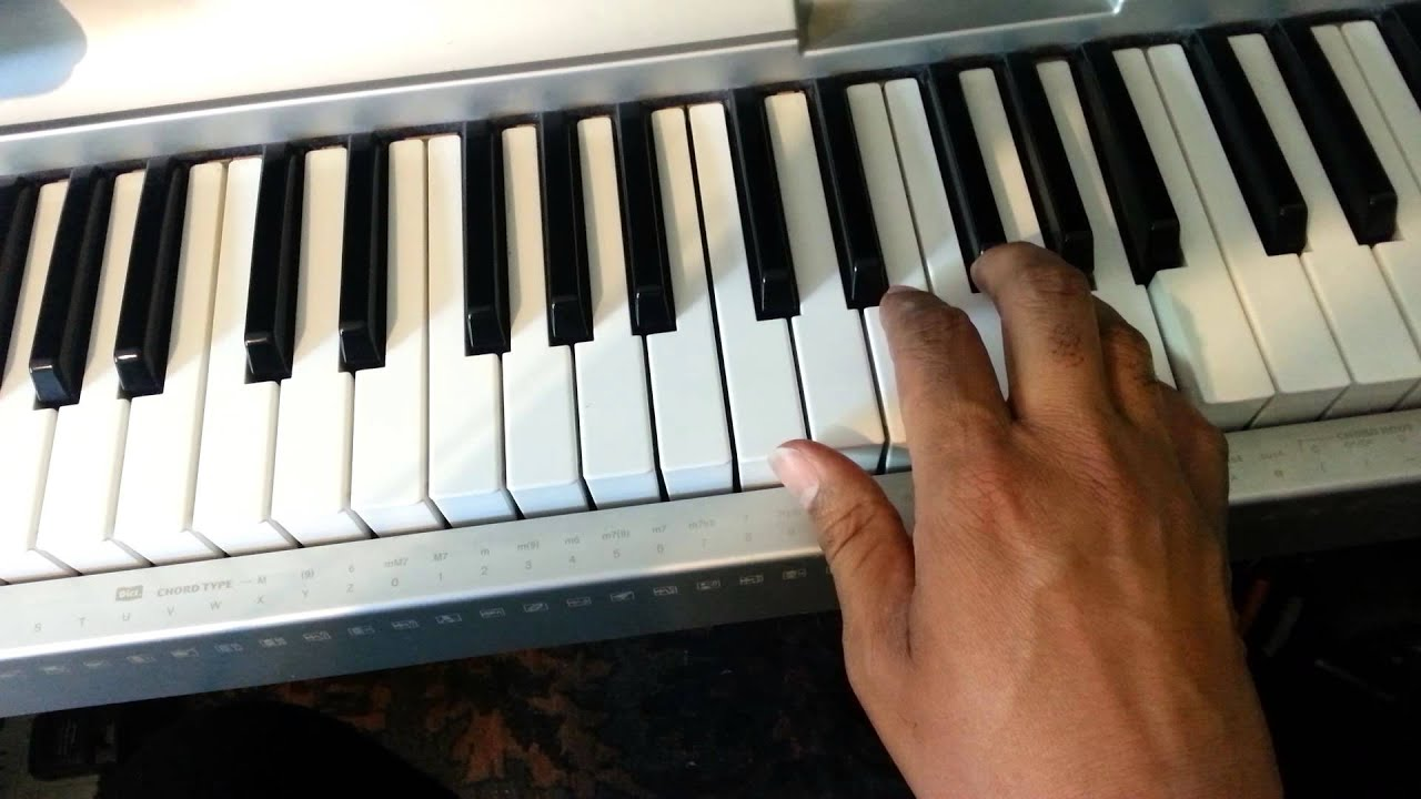 Image Result For We Are The People Piano Tutorial