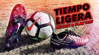 TIEMPO LIGERA | REVIEW & PLAY TEST
