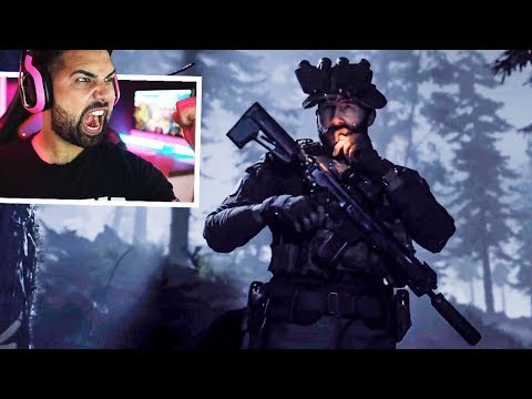 Call of Duty: Modern Warfare Reveal Trailer (HIDDEN INFO)