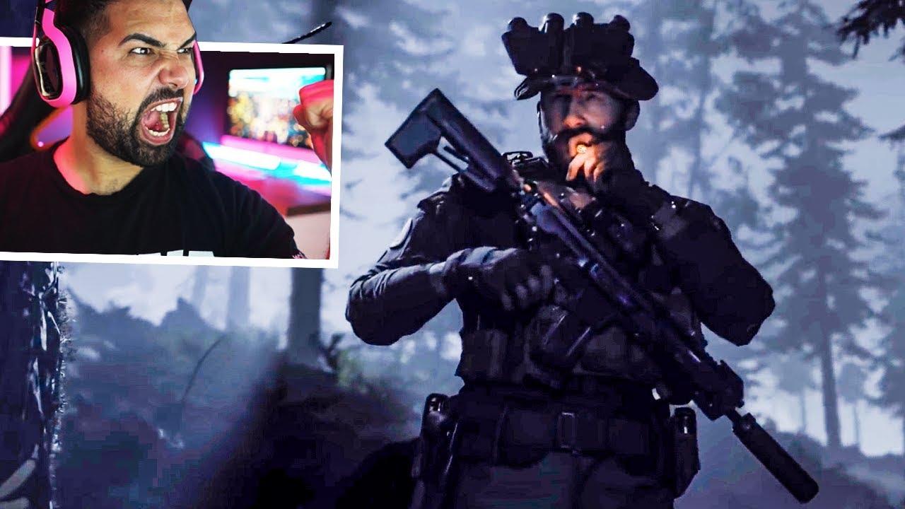 Call of Duty: Call of Duty: Modern Warfare launch date confirmed