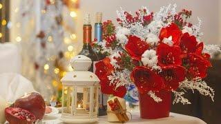 КрасноЦвет - Оформление зимней свадьбы
