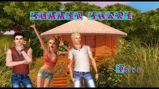 The Sims 3: Summer Share Part 6 Grow A Backbone