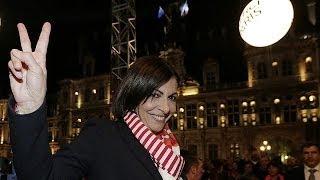 Anne Hidalgo: La Primera Alcaldesa De París