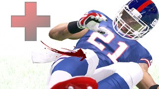 Madden 16 Career Mode - Scary Injury Ep.11