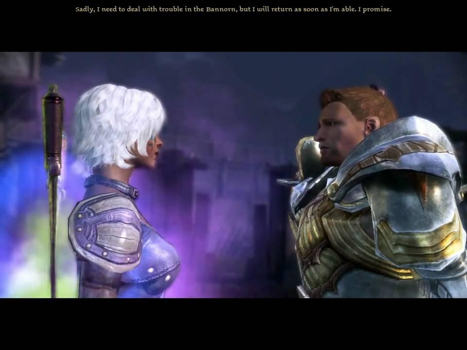 dragon age awakening romance