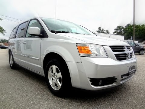 2009 dodge grand caravan prices reviews photos interior safety. Black Bedroom Furniture Sets. Home Design Ideas