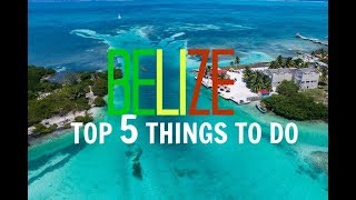 Видео TOP 5 THINGS TO DO in BELIZE | WHAT TO DO in BELIZE? от Will Lees - No Regrets Lifestyle, Белиз