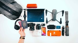 The BEST Vacation/Travel TECH GEAR - 2020 Edition!