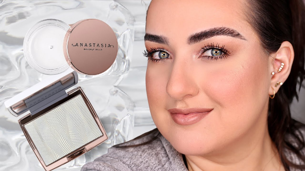 Download ABH Brow Freeze & Iced Out Highlighter Review! Worth it?