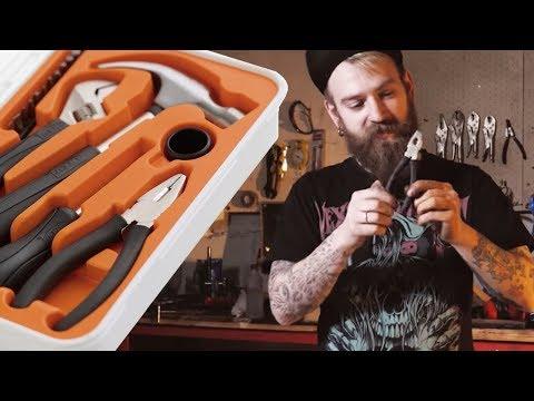 Дерьмовые инструменты - набор из ИКЕА