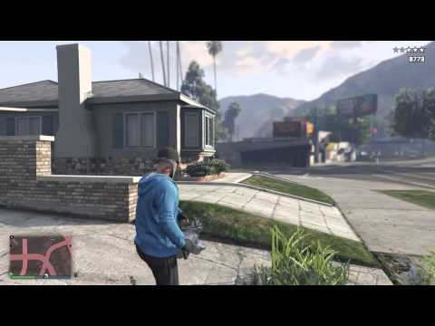 GTA 5 prvi video na ovom kanalu (PaRty GaMeRs)