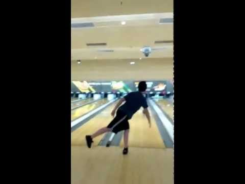 9 Year Old Bowling A 300