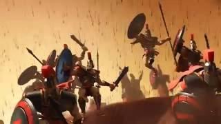 Egypt and Rome (historical cartoon) 2016 / Египет и Рим (исторический мультик)