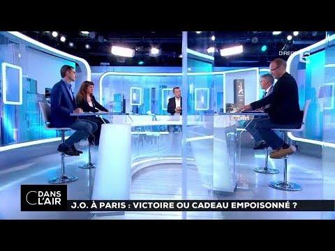 JO à Paris : Victoire ou cadeau empoisonné ? #cdanslair 01.08.2017