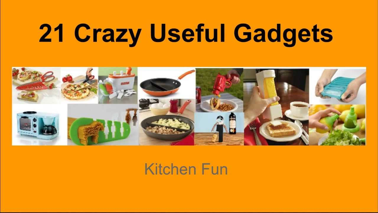 21 Crazy useful Kitchen Gift Ideas  sc 1 st  YouTube & 21 Crazy useful Kitchen Gift Ideas - YouTube