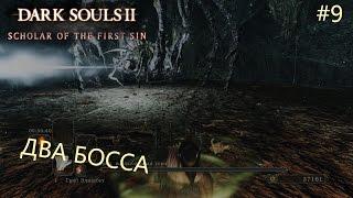 Dark Souls 2: Scholar of the First Sin #9 | ДВА БОССА