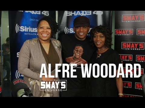 Alfre Woodard  on Sway in the Morning