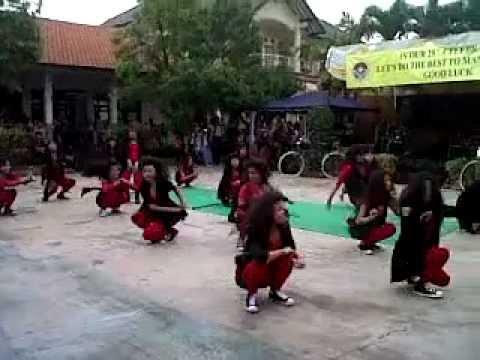 Modern Dance Mandalahayu ' GITMA DANCE '
